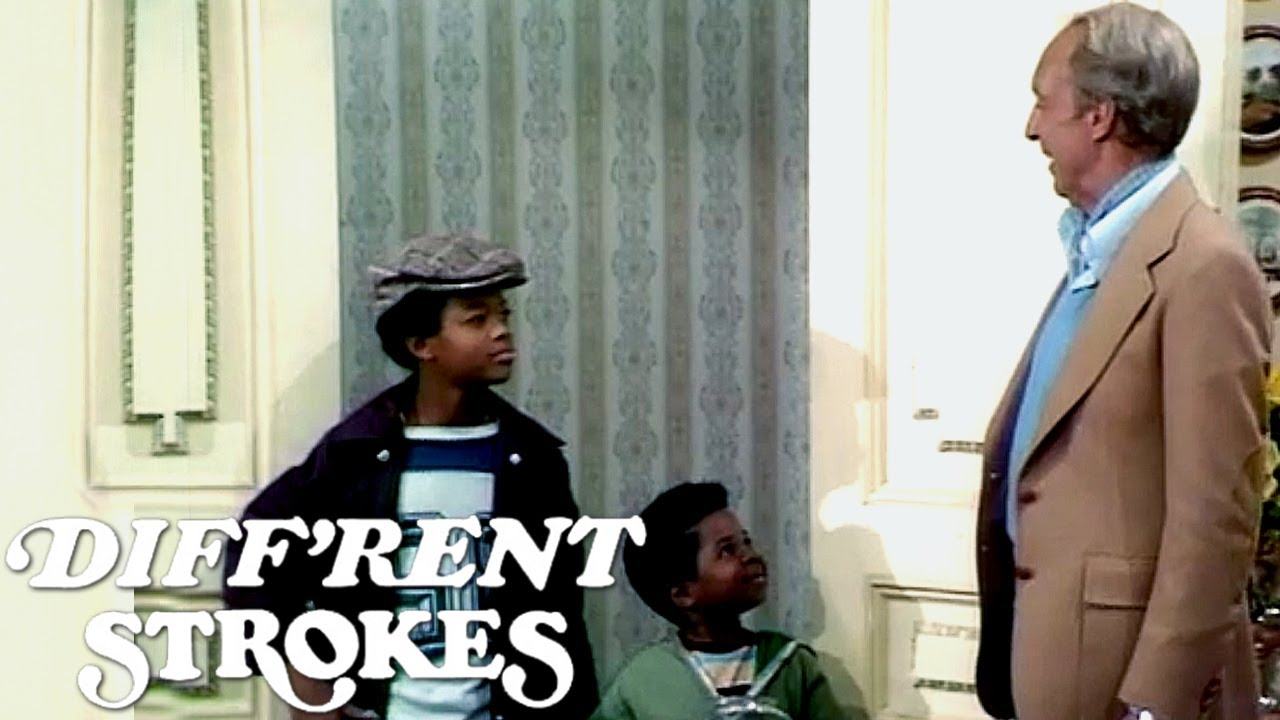 Arnold and Willis Meet Mr. Drummond | Diff'rent Strokes