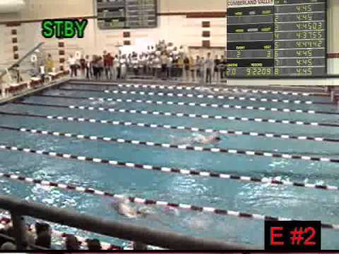 2011 Psac Champs Men 39 S 1000 Freestyle Heat 3 Youtube