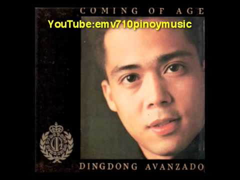 Sana Tayo Na - Dingdong Avanzado with Rachel Alejandro on ...