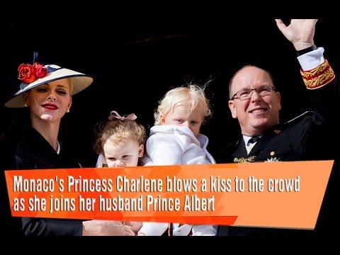 Charlene wittstock dating prince albert