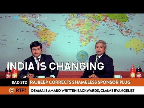India is Changing - With Rajbeep & Ornob on Frankly Not Speaking  A Comedy Central India Original