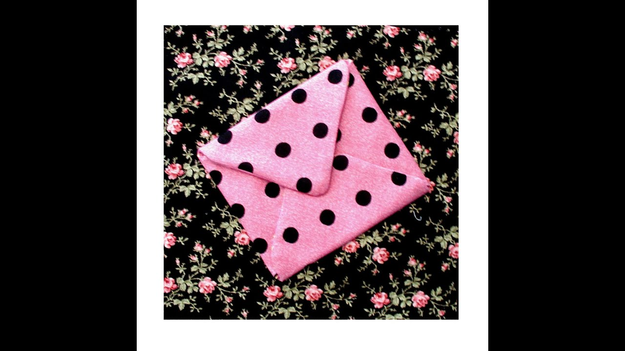 Envelope Pocket for Quilts - YouTube : envelope quilt pattern - Adamdwight.com