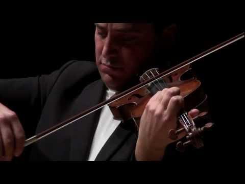 """Adrian Justus : E. Ysaÿe """"SONATA para violín solo No.2"""