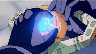 Юникрон трансформируется в огромного робота ...отрывок из мультфильма(Трансформеры/Transformers)1986