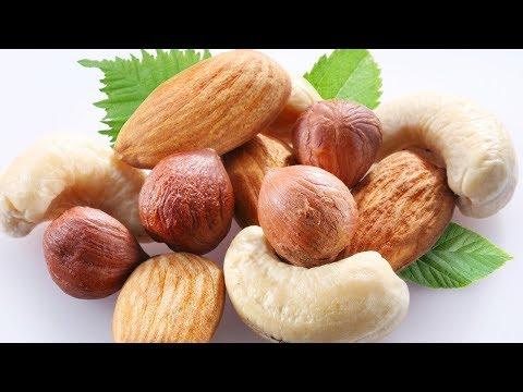 Das Essen von mehr Nüssen kann helfen, Gewichtszunahme zu verhindern!