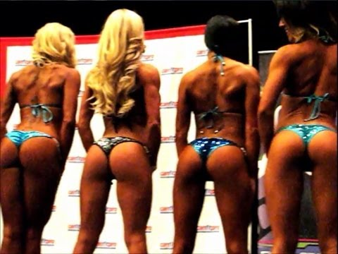 Vancouver 2013 Fitness Star Competition - FULL CONTEST