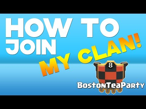 Clash of Clans: How to Join My Clan?!  Recruitment Interview with BBP & Gronk