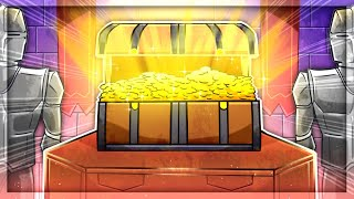 STEALING THE TREASURE in the PERFECT HEIST - Hood Outlaws & Legends