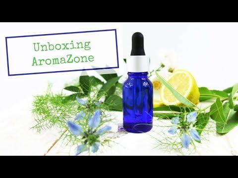[Unboxing] AromaZone