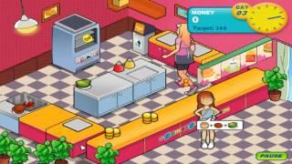Cooking Games For Girls | Burger Restaurant
