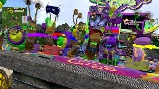 Giant snail race 408 16 Feb 06 Mardi Gras 01