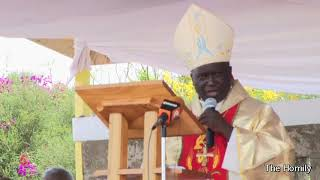 The Homily Ep1 Archbishop Philip Anyolo