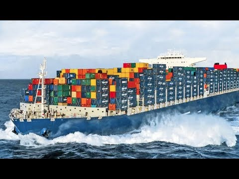 Biggest Container Ships