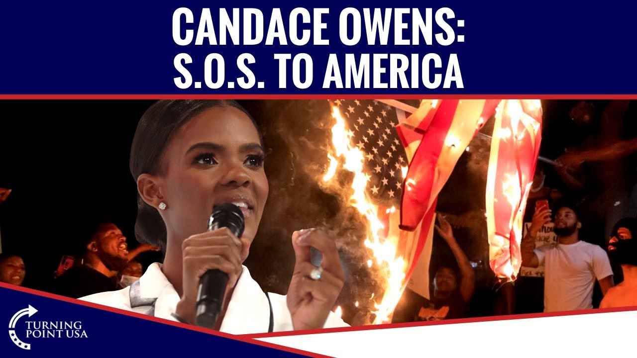 Candace Owens: S.O.S. To America