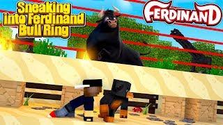 Minecraft Most Secure - BREAKING INTO FERDINAND