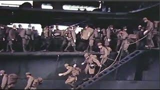 戦後の帰還兵 空母「葛城」でラバウルから帰国