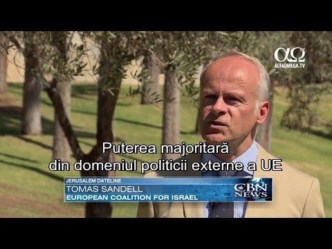 Coaliția Europeană pentru Israel - o voce pro-Israel în Uniunea Europeană