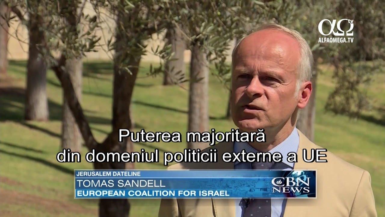 Coalitia Europeana pentru Israel - o voce pro-Israel in Uniunea Europeana