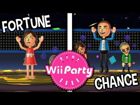 LA ROUE DE LA CHANCE ! | WII PARTY FR