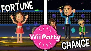 LA ROUE DE LA CHANCE ! | WII PARTY FR