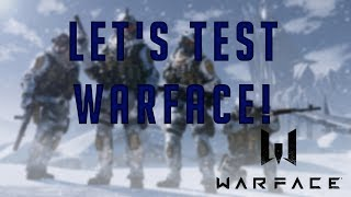 Warface – Multiplayer Gameplay – Let