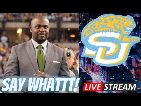 Breaking News: Marshall Faulk Possible Head Coach at Southern University  SWAC CHAMPIONSHIP WEEK