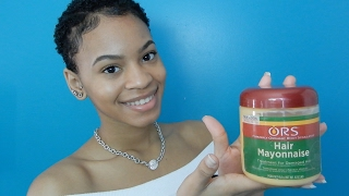 Protein Treatments, Too Much Protein + ORS Hair Mayonnaise Review