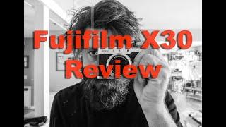 Fujifilm X30 Camera Review