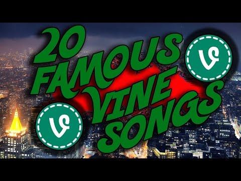 20 Famous Vine Sgs
