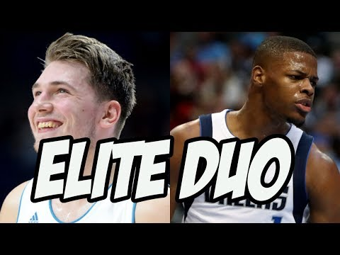 Why Luka Doncic & Dennis Smith Jr. Will Lead The Mavericks To Greatness
