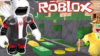 Roblox | Building Bank Robux | Bank Tycoon | MinhMaMa