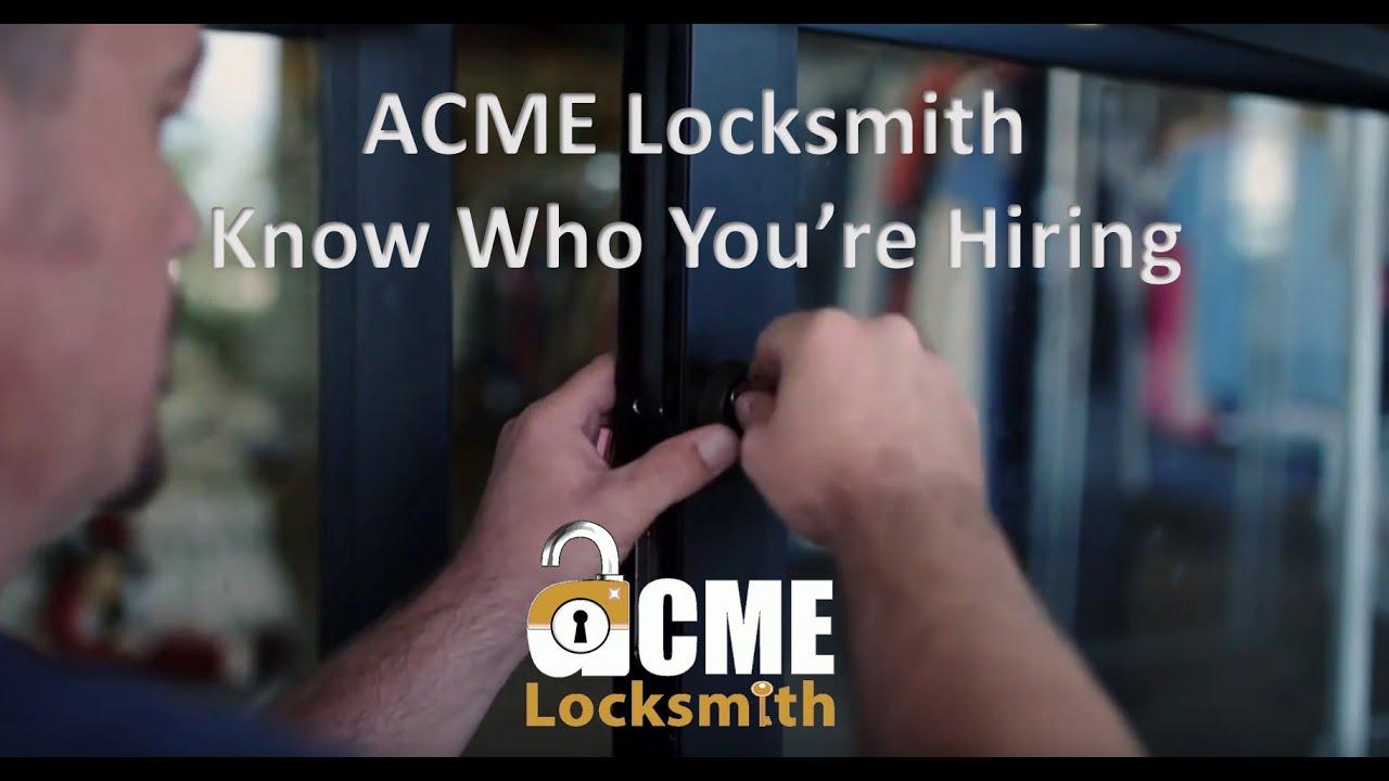 ACME Locksmith Scottsdale - AZ's Most Awarded Lock Service