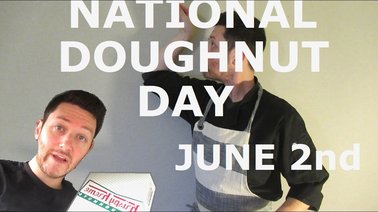 National Doughnut Day: Free doughnuts at Krispy Kreme, Dunkin' Donuts
