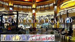 Sunway Pyramid Shopping Mall   Kuala Lumpur | Travel In Malaysia 2017
