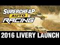 2016 Supercheap Auto Racing Launch. CHAZ IS BACK! // Supercheap Auto