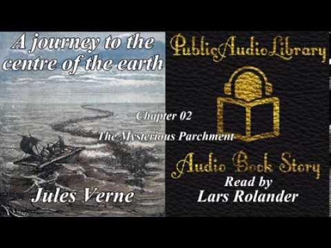 1867 A journey to the centre (center) of the earth by Jules Verne, audiobook full length