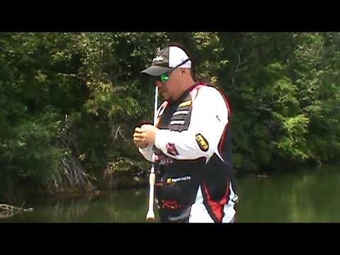 Fishing The Heat On Bear Creek Lake