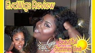 Evawigs Review: Beautiful Pre-Plucked Summer Unit