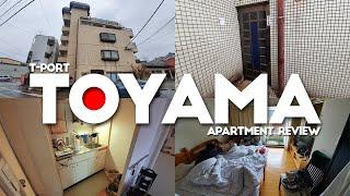 Gambar cover Review Airbnb di Jepang, Apartemen di Toyama ( T-Port 302 徒歩で街中まで10分 )/ Awi Willyanto