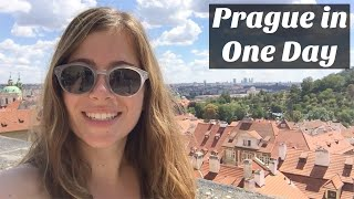 First Time in Prague | Travel Vlog