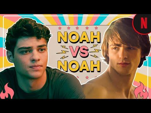 Noah Flynn vs Noah Centineo, ¿quién es mejor novio?