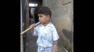 Aadha Hai Chandrama Rat Aadhi Flute bansuri Navrang