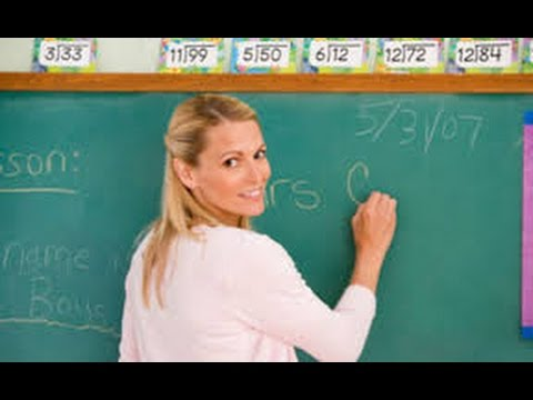 How to fuck a teacher