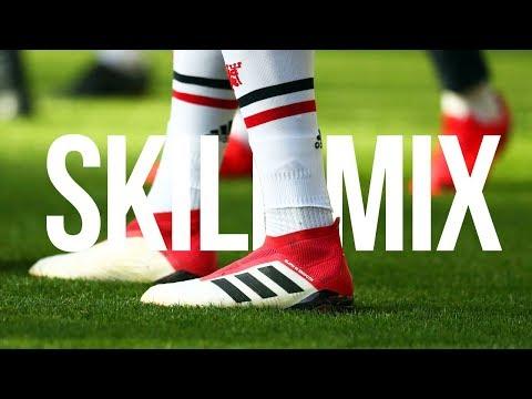 Crazy Football Skills 2018 - Skill Mix #5 | HD