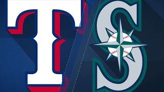 Jurado, Guzman lead Rangers past Mariners: 9/27/18