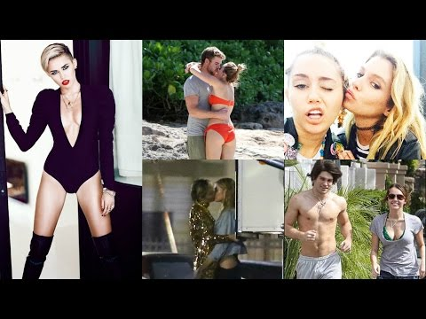 Boys and Girls Who Slept With Miley Cyrus!