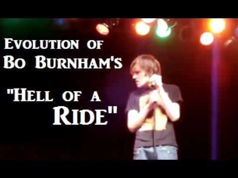 Bo Burnham - Hell of a Ride (Lyrics) - YouTube