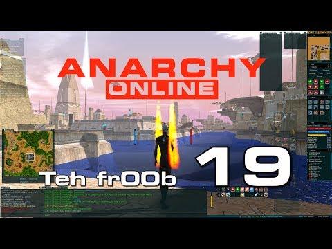 Anarchy Online 18.8 –  Trying fr00b 19