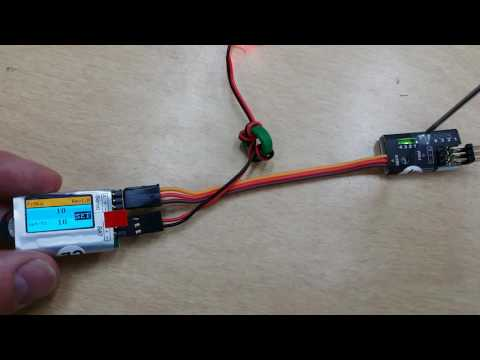 How to program FrSky SBUS/CPPM decoder with SBUS Channel Changer