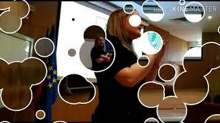 Learning Mobility in Covilha (PT) - Lesson of Prof. Antonija Kvasina - University of Split